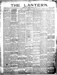 The Lantern, Chester S.C.- January 31, 1908