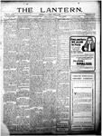 The Lantern, Chester S.C.- April 3, 1908 by J T. Bigham