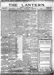 The Lantern, Chester S.C.- April 21, 1908 by J T. Bigham
