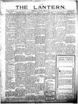 The Lantern, Chester S.C.- April 28, 1908 by J T. Bigham
