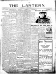 The Lantern, Chester S.C.- September 18, 1908