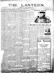 The Lantern, Chester S.C.- September 25, 1908
