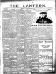 The Lantern, Chester S.C.- October 27, 1908