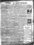 The Lantern, Chester S.C.- November 3, 1908
