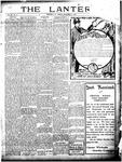 The Lantern, Chester S.C.- November 6, 1908