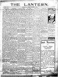 The Lantern, Chester S.C.- November 24, 1908