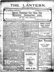 The Lantern, Chester S.C.- December 11, 1908