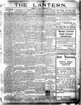 The Lantern, Chester S.C.- December 25, 1908