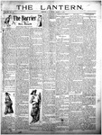 The Lantern, Chester S.C.- March 5, 1909