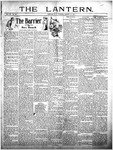 The Lantern, Chester S.C.- March 16, 1909
