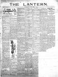 The Lantern, Chester S.C.- April 2, 1909