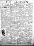 The Lantern, Chester S.C.- April 23, 1909