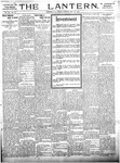 The Lantern, Chester S.C.- May 28, 1909