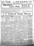 The Lantern, Chester S.C.- June 8, 1909