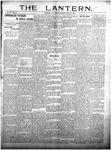 The Lantern, Chester S.C.- June 25, 1909