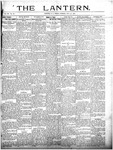 The Lantern, Chester S.C.- July 30, 1909