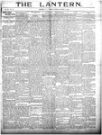 The Lantern, Chester S.C.- August 3, 1909