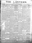 The Lantern, Chester S.C.- August 6, 1909