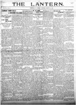 The Lantern, Chester S.C.- August 20, 1909