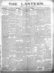 The Lantern, Chester S.C.- September 7, 1909