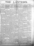 The Lantern, Chester S.C.- September 24, 1909