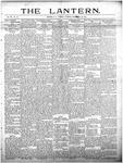 The Lantern, Chester S.C.- September 28, 1909