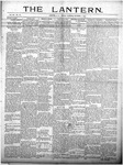 The Lantern, Chester S.C.- October 1, 1909