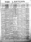 The Lantern, Chester S.C.- October 26, 1909