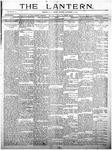 The Lantern, Chester S.C.- November 26, 1909