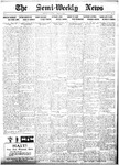 The Semi-Weekly News August 13, 1915