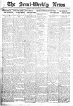 The Semi-Weekly News October 1, 1915