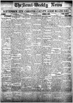 The Chester News August 25, 1916 by W. W. Pegram and Stewart L. Cassels