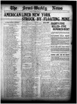 The Chester News April 10, 1917 by W. W. Pegram and Stewart L. Cassels