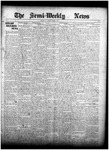 The Chester News August 7, 1917 by W. W. Pegram and Stewart L. Cassels