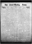 The Chester News August 14, 1917 by W. W. Pegram and Stewart L. Cassels