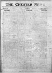 The Chester News October 5, 1917 by W. W. Pegram and Stewart L. Cassels