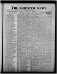 The Chester News October 16, 1917 by W. W. Pegram and Stewart L. Cassels
