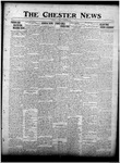 The Chester News November 9, 1917 by W. W. Pegram and Stewart L. Cassels