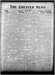 The Chester News November 16, 1917 by W. W. Pegram and Stewart L. Cassels