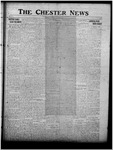The Chester News November 27, 1917 by W. W. Pegram and Stewart L. Cassels
