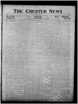 The Chester News December 4, 1917 by W. W. Pegram and Stewart L. Cassels