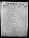 The Chester News December 7, 1917 by W. W. Pegram and Stewart L. Cassels