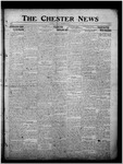 The Chester News December 18, 1917 by W. W. Pegram and Stewart L. Cassels