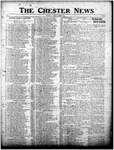 The Chester News October 18, 1918 by W. W. Pegram and Stewart L. Cassels