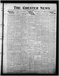 The Chester News Novemeber 1, 1918 by W. W. Pegram and Stewart L. Cassels