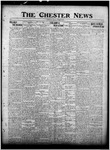 The Chester News November 5, 1918 by W. W. Pegram and Stewart L. Cassels