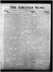The Chester News November 8, 1918 by W. W. Pegram and Stewart L. Cassels