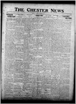 The Chester News November 15, 1918 by W. W. Pegram and Stewart L. Cassels