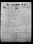 The Chester News December 20, 1918 by W. W. Pegram and Stewart L. Cassels