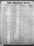 The Chester News January 31, 1919